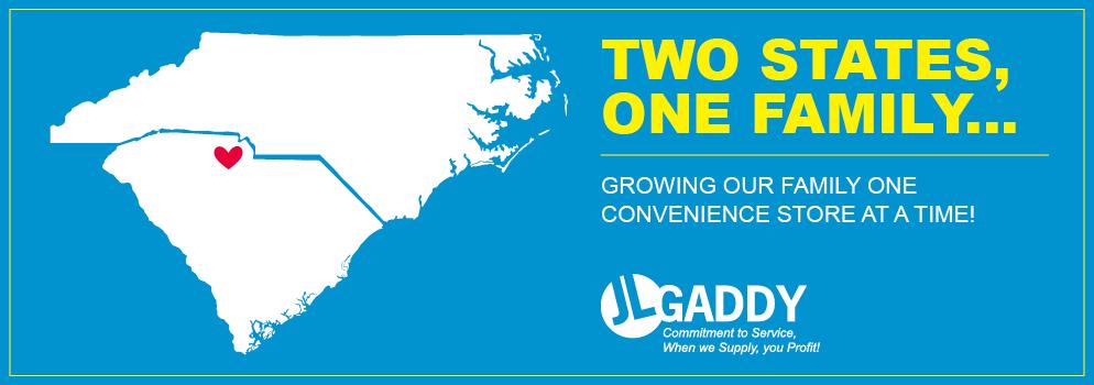 Convenience Store Distributor | JL Gaddy | JL Gaddy